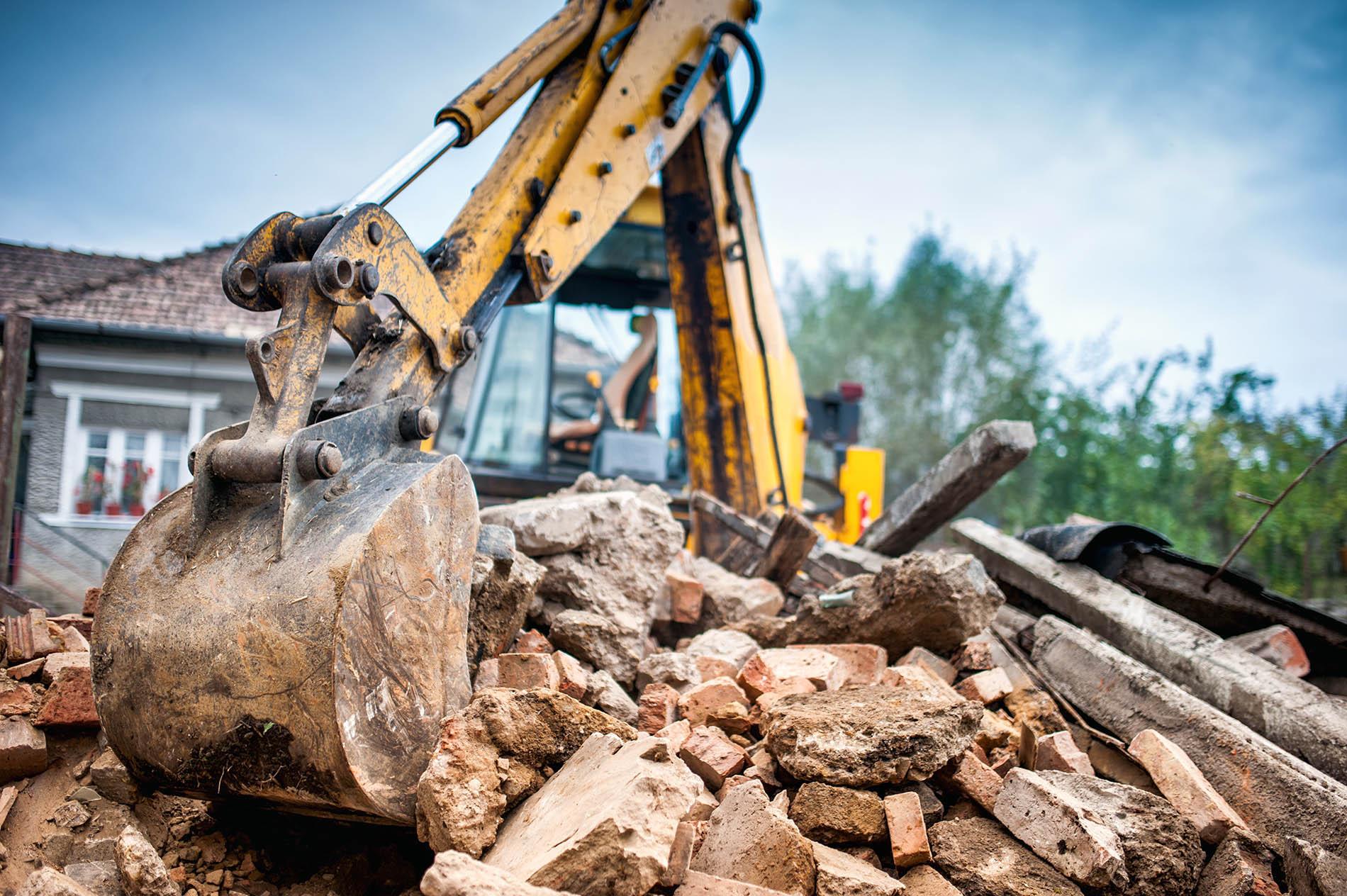 demolition auckland